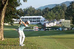 December 10, 2016 - Hong Kong, Hong Kong SAR, China - England's Tommy Fleetwood on the 18th fairway finishes round 3 in 3rd position with 9 under par.Day 3 of the Hong Kong Open Golf at the Hong Kong Golf Club Fanling..© Jayne Russell. (Credit Image: © Jayne Russell via ZUMA Wire)