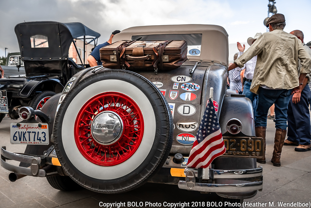 1928 Plymouth Roadster owned by John<br /> Quam