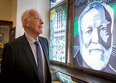 Sir Ian Wood receives Carnegie Medal, Dunfermline, 12 August 2019