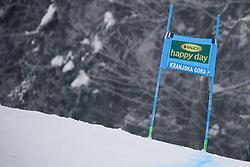 1st run of Men's GiantSlalom race of FIS Alpine Ski World Cup 57th Vitranc Cup 2018, on March 3, 2018 in Kranjska Gora, Slovenia. Photo by Ziga Zupan / Sportida