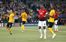 BSC Young Boys v Manchester United 19 Sep 2018
