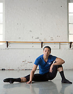 Edwaard Liang of BalletMet for the fitness pro-tips story. (Will Shilling/Capital Style)
