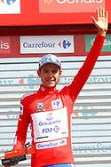Podium, Rudy Molard (FRA - Groupama - FDJ) during the UCI World Tour, Tour of Spain (Vuelta) 2018, Stage 5, Granada - Roquetas de Mar 188,7 km in Spain, on August 29th, 2018 - Photo Luca Bettini / BettiniPhoto / ProSportsImages / DPPI