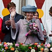 NLD/Middelburg/20100430 -  Koninginnedag 2010, toespraak Beatrix