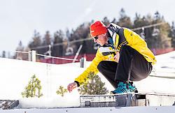 28.02.2019, Seefeld, AUT, FIS Weltmeisterschaften Ski Nordisch, Seefeld 2019, Nordische Kombination, Skisprung, im Bild FIS Renndirektor Lasse Ottesen (NOR) // FIS Racedirector Lasse Ottesen (NOR) during the Ski Jumping competition for Nordic Combined of FIS Nordic Ski World Championships 2019. Seefeld, Austria on 2019/02/28. EXPA Pictures © 2019, PhotoCredit: EXPA/ JFK