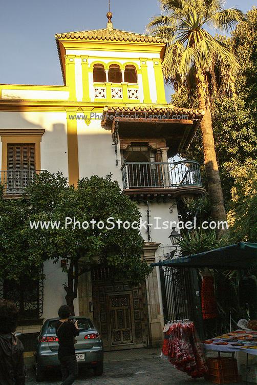 Spain, Seville, Santa Cruz District