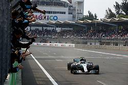 October 29, 2017 - Mexico-City, Mexico - Motorsports: FIA Formula One World Championship 2017, Grand Prix of Mexico, .#77 Valtteri Bottas (FIN, Mercedes AMG Petronas F1 Team) (Credit Image: © Hoch Zwei via ZUMA Wire)