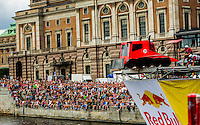 Red Bull Flugtag in Stockholm