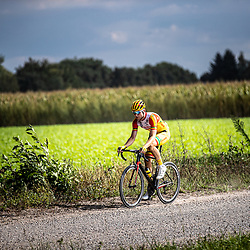 06-09-2020: Wielrennen: Omloop Valkenswaard: Valkenswaard <br />Jelle Wolsink