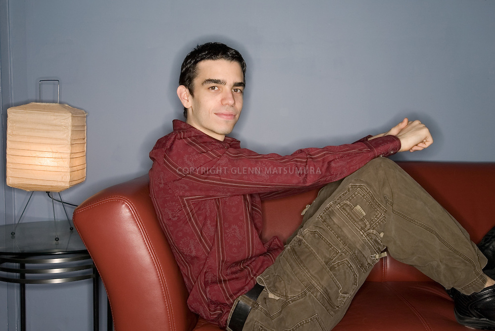 Blake Ross, Firefox author, Stanford student