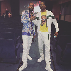 """Snoop Lion releases a photo on Instagram with the following caption: """"Cripn cuzns\ud83d\udc4a\ud83c\udffe\ud83d\udcb8\ud83d\udcb8"""". Photo Credit: Instagram *** No USA Distribution *** For Editorial Use Only *** Not to be Published in Books or Photo Books ***  Please note: Fees charged by the agency are for the agency's services only, and do not, nor are they intended to, convey to the user any ownership of Copyright or License in the material. The agency does not claim any ownership including but not limited to Copyright or License in the attached material. By publishing this material you expressly agree to indemnify and to hold the agency and its directors, shareholders and employees harmless from any loss, claims, damages, demands, expenses (including legal fees), or any causes of action or allegation against the agency arising out of or connected in any way with publication of the material."""