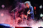 Photos of English goth pop band The Cure performing on the Reflections Tour 2011 at Beacon Theatre, NYC. November 26, 2011. Copyright © 2011 Matthew Eisman. All Rights Reserved.