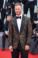 Paolo Stella at the First Man Premiere, Opening Ceremony and Lifetime Achievement Award To Vanessa Redgrave at the 75th Venice Film Festival, Sala Grande on Wednesday 29th August 2018, Venice Lido, Italy.