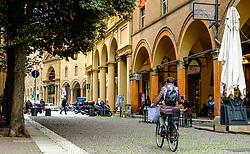 The university district in Bologna, Italy<br /> <br /> (c) Andrew Wilson | Edinburgh Elite media
