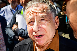 May 5, 2018 - Spa-Francorchamps, Belgique - JEAN TODT (FRA) PRESIDENT OF THE INTERNATIONAL FEDERATION OF THE AUTOMOBILE (Credit Image: © Panoramic via ZUMA Press)