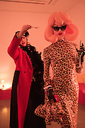 DANIEL LISMORE; PANDEMONIA, Serpentine Gallery and Harrods host the Future Contempories Party 2016. Serpentine Sackler Gallery. London. 20 February 2016