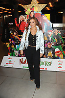Maisie Smith at the 'Nativity Rocks!' gala film screening, Leicester Square, London, UK