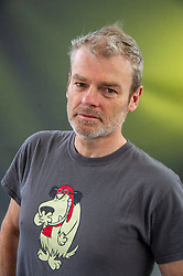 Pictured: Mark Haddon<br />