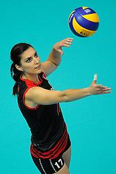 01-07-2012 VOLLEYBAL: WGP FINAL BRAZILIE - TURKIJE: NINGBO<br />Neslihan Darnel<br />©2012-FotoHoogendoorn.nl