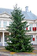 DEN HAAG, 9-12-2020 <br /> <br /> Kerst op Paleis Noordeinde