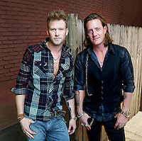 Country Group Florida Georgia Line (L-R) Brian Kelley and Tyler Hubbard.