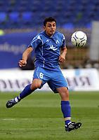 Fotball<br /> Bulgaria<br /> Foto: imago/Digitalsport<br /> NORWAY ONLY<br /> <br /> 25.04.2008  <br /> Georgi Sarmov (Levski Sofia)