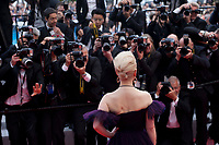 Actress Emilia Clarke at the Solo: A Star Wars Story gala screening at the 71st Cannes Film Festival, Tuesday 15th May 2018, Cannes, France. Photo credit: Doreen Kennedy