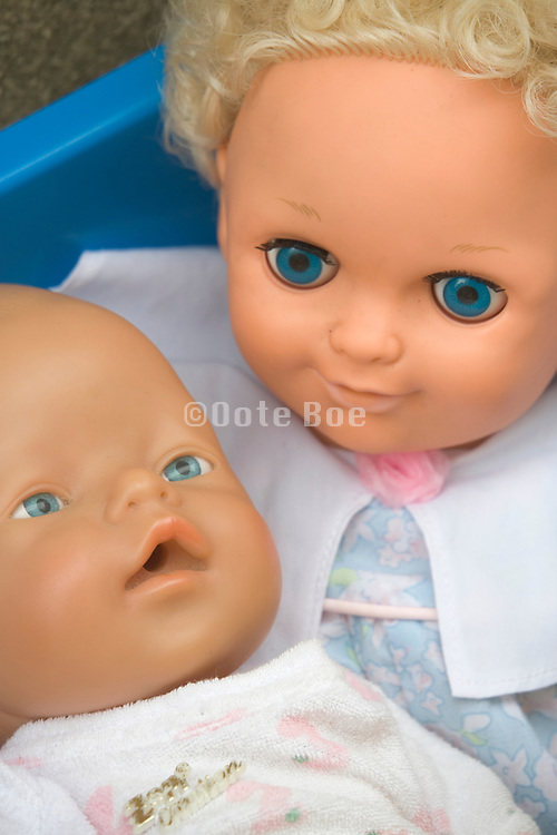 feces of baby doll toys
