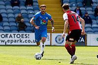 Liam Hogan. Stockport County FC 1-1 Woking FC. Vanarama National League. Edgeley Park. 22.5.21