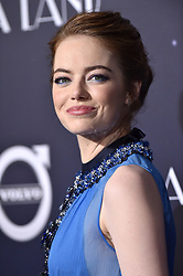 Emma Stone attends the premiere of Lionsgate's 'La La Land' at Mann Village Theatre on December 6, 2016 in Los Angeles, CA, USA. Photo by Lionel Hahn/ABACAPRESS.COM