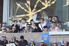 Los Angeles Galaxy v Sporting Kansas City - Beckham Family - 8 April 2018