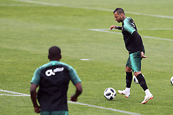 May 30, 2018 - Oeiras, Portugal - Portugal's forward Ricardo Quaresma in action during a training session at Cidade do Futebol (Football City) training camp in Oeiras, outskirts of Lisbon, on May 30, 2018, ahead of the FIFA World Cup Russia 2018 preparation matches against Belgium and Algeria...........during the Portuguese League football match Sporting CP vs Vitoria Guimaraes at Alvadade stadium in Lisbon on March 5, 2017. Photo: Pedro Fiuzaduring the Portugal Cup Final football match CD Aves vs Sporting CP at the Jamor stadium in Oeiras, outskirts of Lisbon, on May 20, 2015. (Credit Image: © Pedro Fiuza via ZUMA Wire)