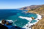 Rugged Coastline of Big Sur California