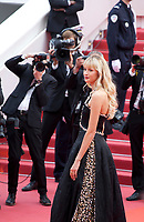 Singer Angele at the Opening Ceremony and The Dead Don't Die gala screening at the 72nd Cannes Film Festival Tuesday 14th May 2019, Cannes, France. Photo credit: Doreen Kennedy