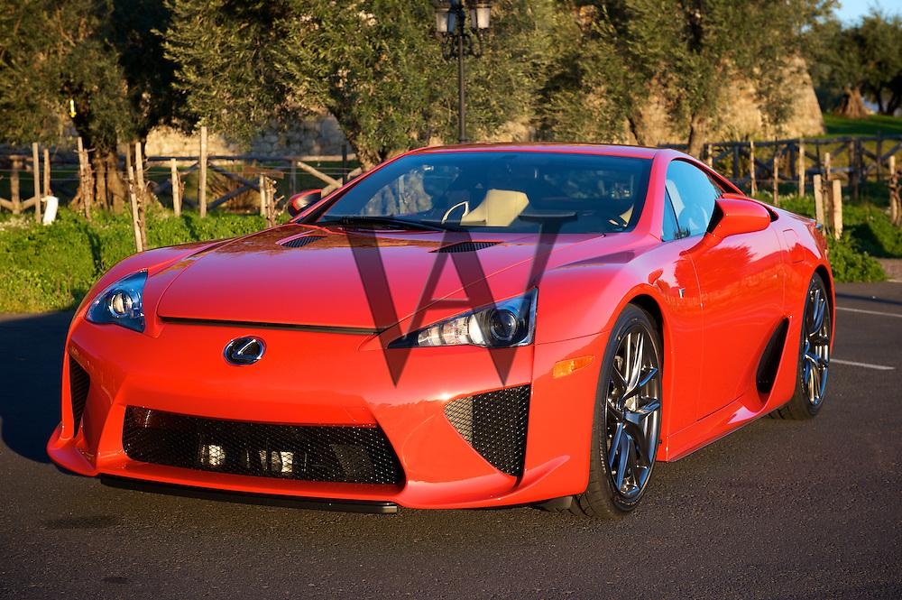 Lexus Western Area Top 15.Calistoga Ranch