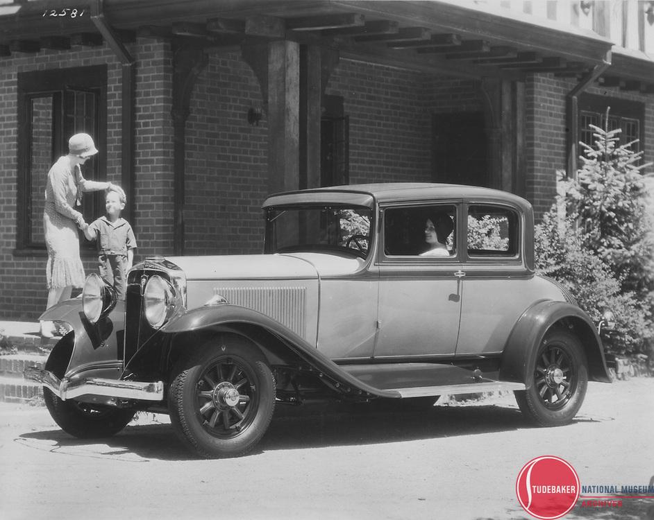 1931 Studebaker Commander Victoria