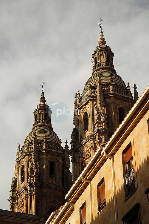 Torres de la Catedral. Salamanca ©Country Sessions / PILAR REVILLA