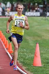 mens 5000 meters, Adrian Martinez Track Classic 2016, Eric Ashe, BAA adidas