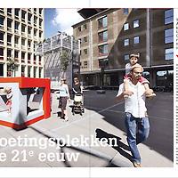 Ontmoetingsplekken 21e eeuw, Piet Heinkade Amsterdam.