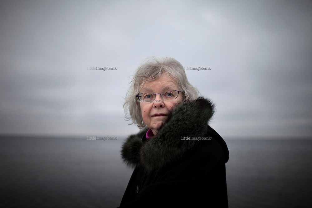 Founder of the ICRT Inge Genefke photoghraphed in and around her home outside Copenhagen. Photo: Christopher Olssøn.