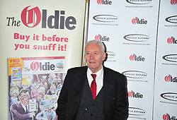 © Under licence to London News Pictures. 14/03/14 Tony Benn has died aged 88. FILE PICTURE: 07/02/2012.  England. Tony Benn attends the Oldies of the year Awards at Simpsons hotel in the Strand London Photo credit : ALAN ROXBOROUGH/LNP