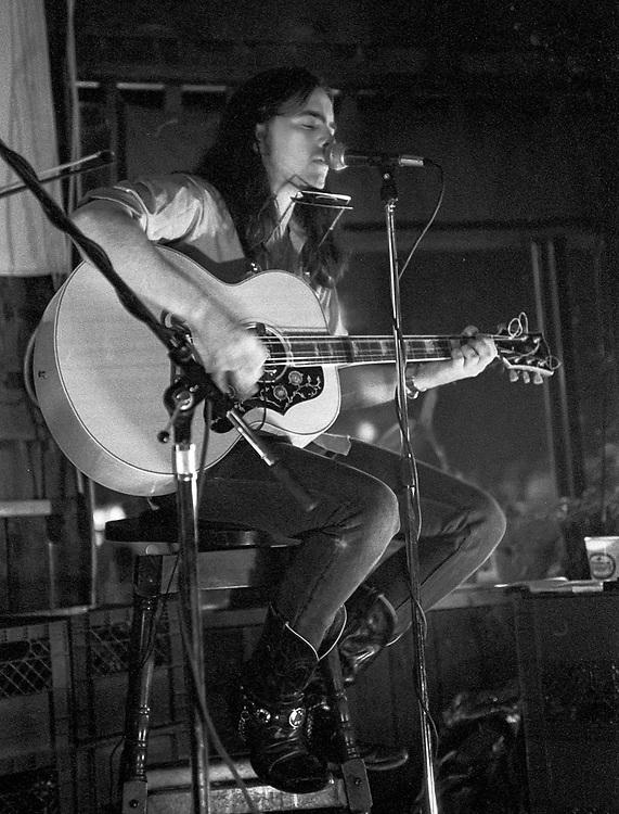 Jr Gone Wild performing at Courtney Blake's November 22, 1991.
