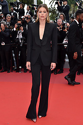 Cannes - Cleavages - Doutzen Kroes attending the Solo: A Star Wars Story screening held at the Palais des Festivals on May 15, 2018 in Cannes, France as part of the 71st annual Cannes Film Festival. Photo by Lionel Hahn/ABACAPRESS.COM