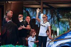 OCT 7 2012 Jennifer Lopez  In Madrid