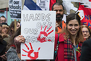 Teachers Protest March 230316