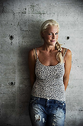 Sept. 2, 2014 - Stockholm, Sweden - Malena Ernman, Swedish opera singer (Credit Image: © Aftonbladet/IBL/ZUMA Wire)