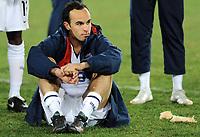 Fotball<br /> Brasil v USA<br /> Foto: Witters/Digitalsport<br /> NORWAY ONLY<br /> <br /> 28.06.2009<br /> <br /> Landon Donovan USA<br /> Fussball Confederations Cup 2009 in Suedafrika, Finale USA - Brasilien