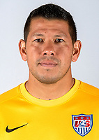 Concacaf Gold Cup Usa 2017 / <br /> Us Soccer National Team - Preview Set - <br /> Nick Rimando