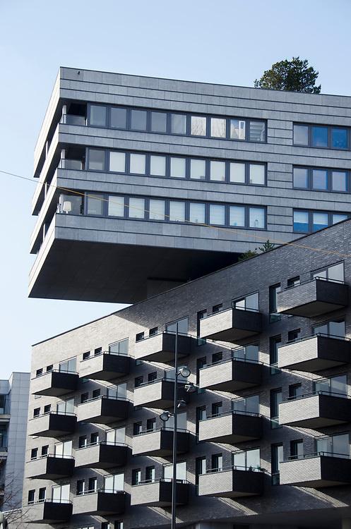 28maart,,2013.Moderne nieuwbouw in Amsterdam...(c)renee teunis