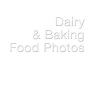 --- DAIRY & BAKING FOOD PHOTOS---